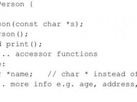 程序猿c++(6) 拷贝构造函数