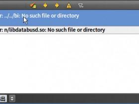 "Qt开发 Qt Creator中双击""问题""窗口中的记录无法定位到源码中"